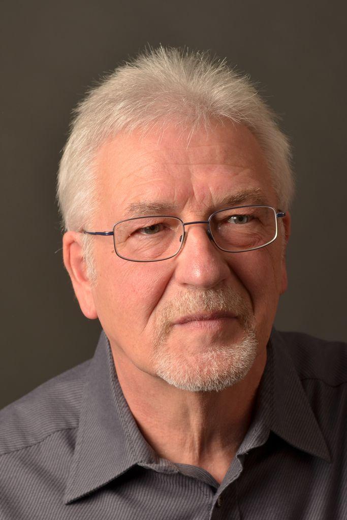 Portrait <b>Werner Rudolph</b> - DSC_0033